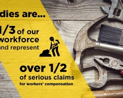 August is Tradies health month