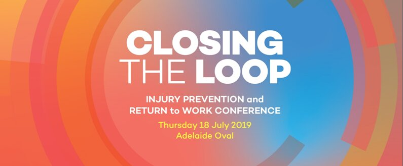 Closing the Loop 2019 logo